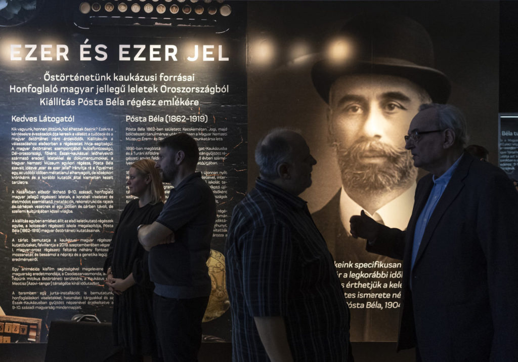 Caucasian sources of Hungary's prehistory shown at new exhibition