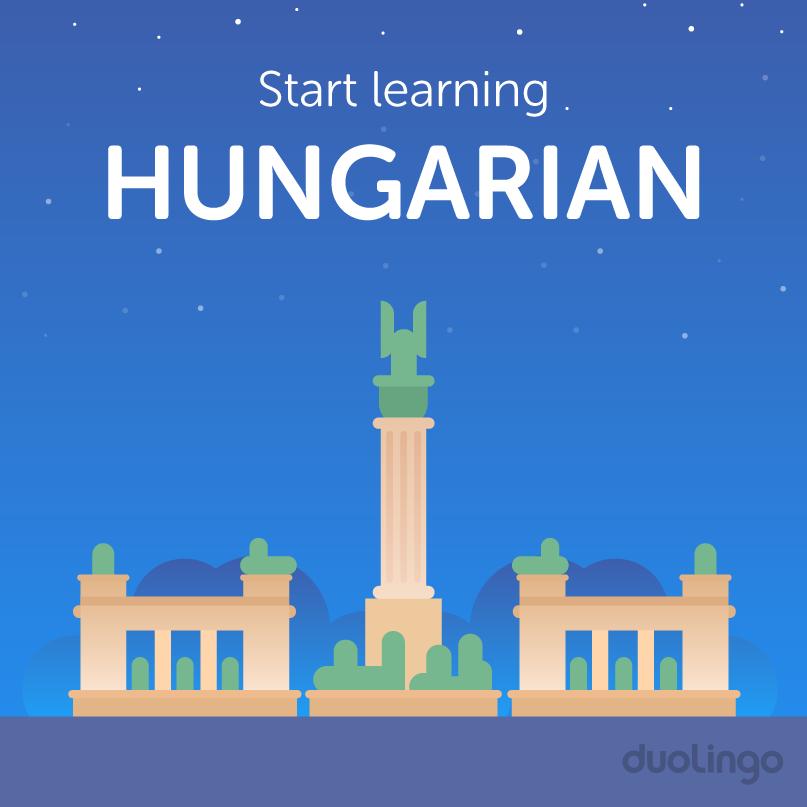 Duolingo Hungarian