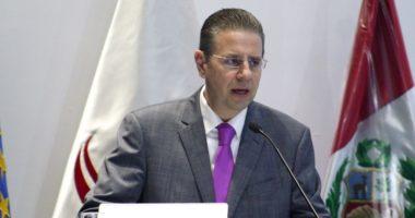 Gábor Kaleta Hungarian Ambassador to Peru
