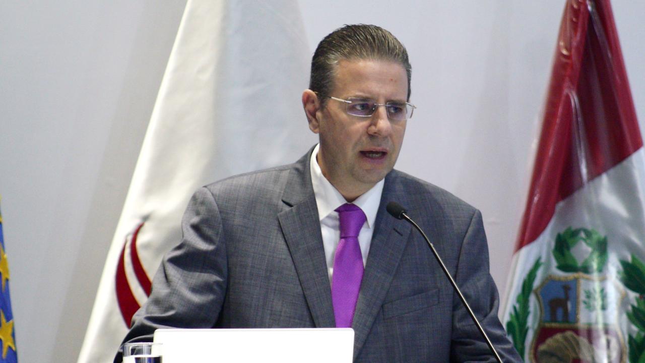 Gábor Kaleta Ambassadeur de Hongrie au Pérou