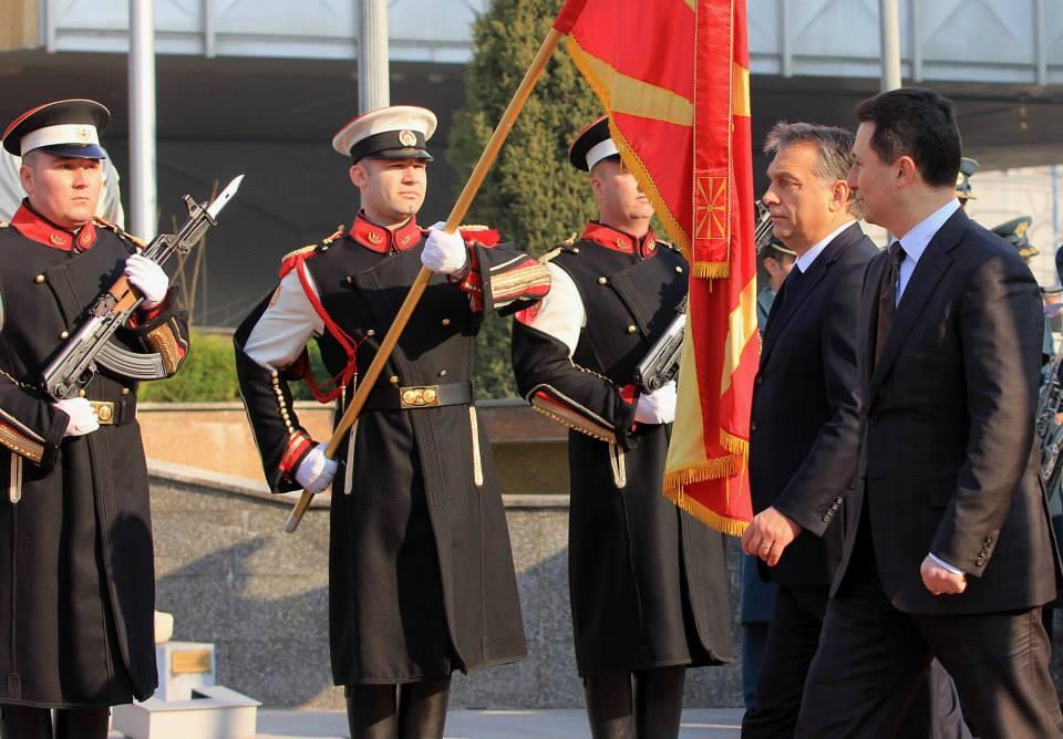 Gruevski Orban Hungary media