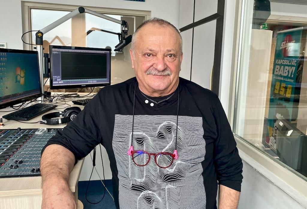 György Böhm Sláger FM Theatre Director