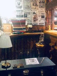 Harry Potter, Budapest, café, Hungary