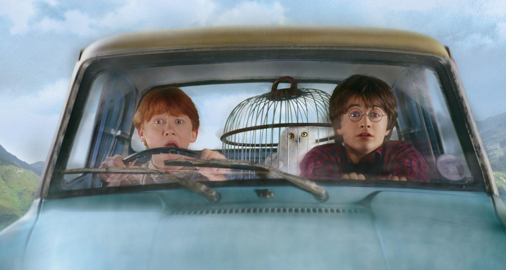 Harry Potter, movie, Budapest, café, Hungary