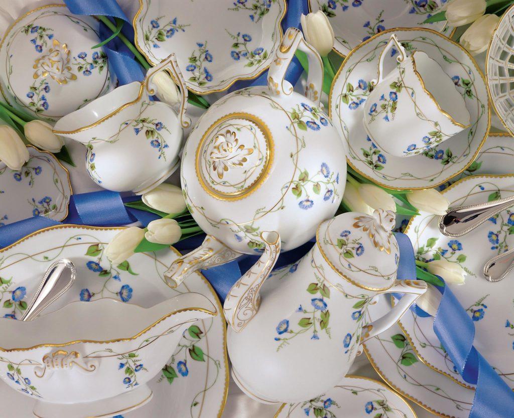 Herendi, porcelain, Hungary, manufactory