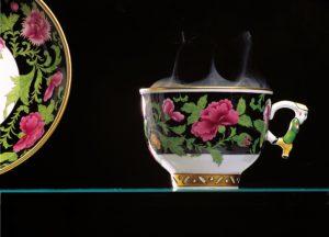 Herendi, porcelain, mug, Hungary, manufactory