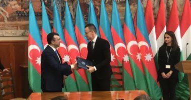 azerbaijan hungary