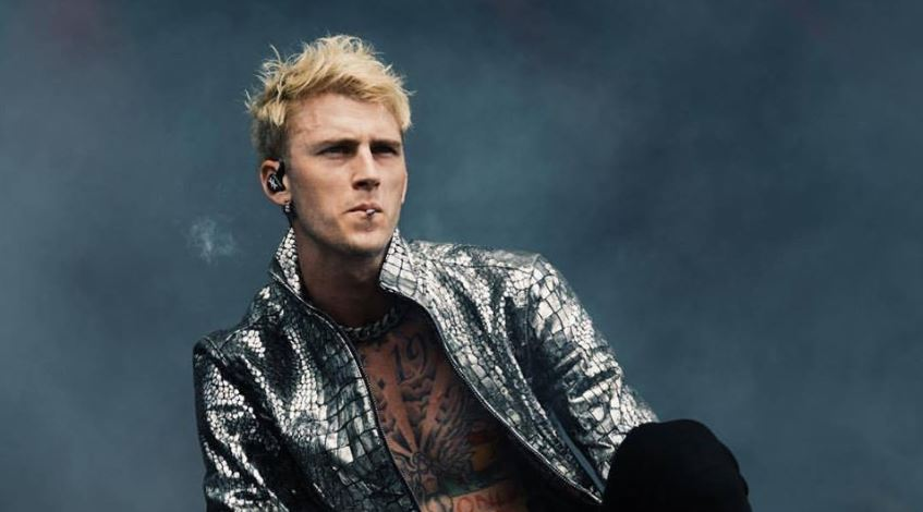 Machine Gun Kelly comes to Budapest this summer!