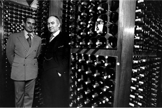 Kövi Pál and Tamás Margittay Winery Cook