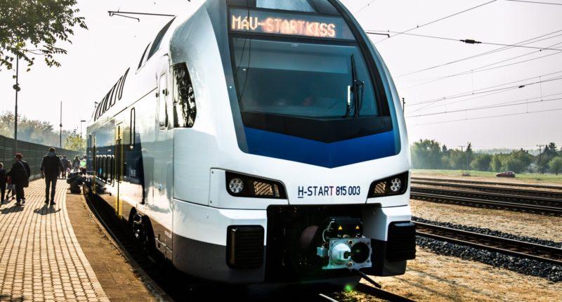 KISS, train, vehicle, MÁV, Hungary