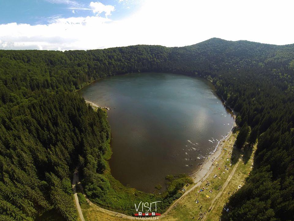 Lake Saint Anna Summer