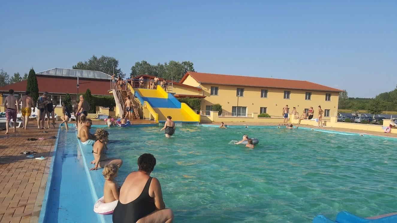 Ligetalja Thermal Bath, hotel, Hungary