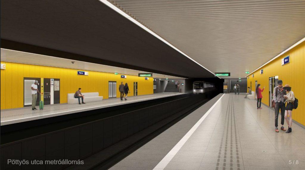Budapest Metro line 3