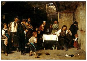 Munkácsy, painting, Hungary, art