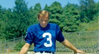 Pete Kornel Gogolak Hungarian American Football Player New York Giants