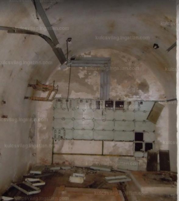 Secret KGB bunker Hungary