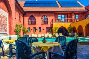 Shiraz Hotel, Hungary, hotel, Egerszalók