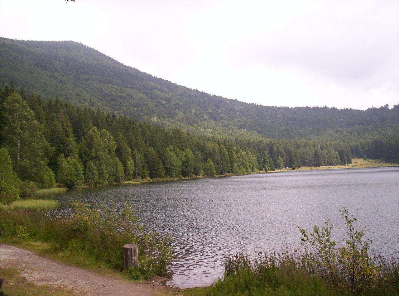 Szent Anna Tó Saint Anna Lake