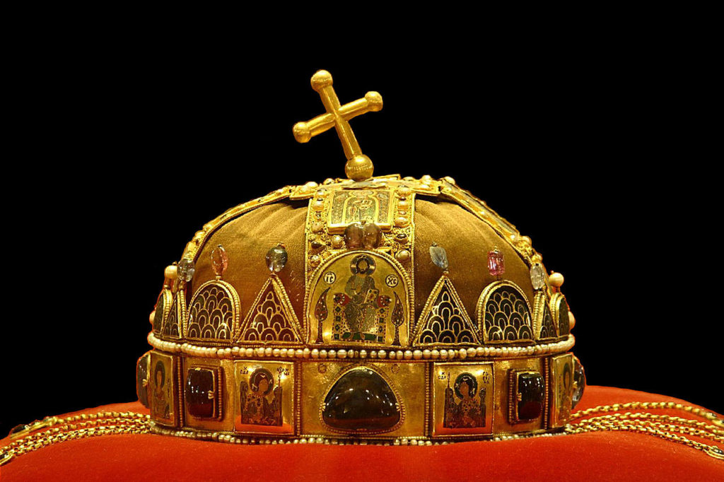 Szent Korona Saint Crown of Hungary