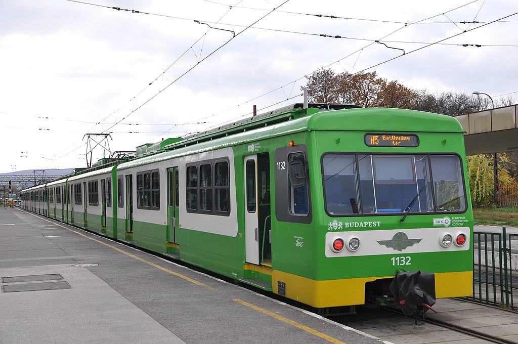 Szentendre Commuter Railway HÉV