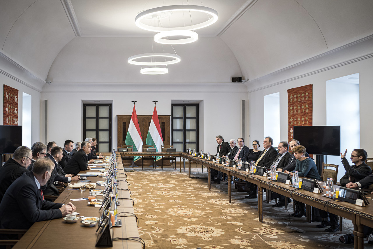 National Cultural Council holds inaugural meeting in Budapest