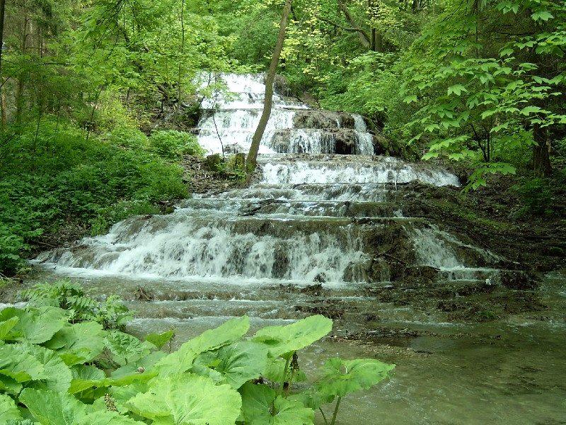 Veil Waterfall Szilvásvárad