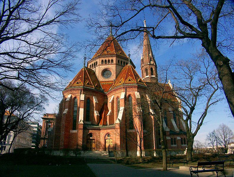 calvinist church budapest
