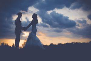 couple, wedding, Hungary, traditions