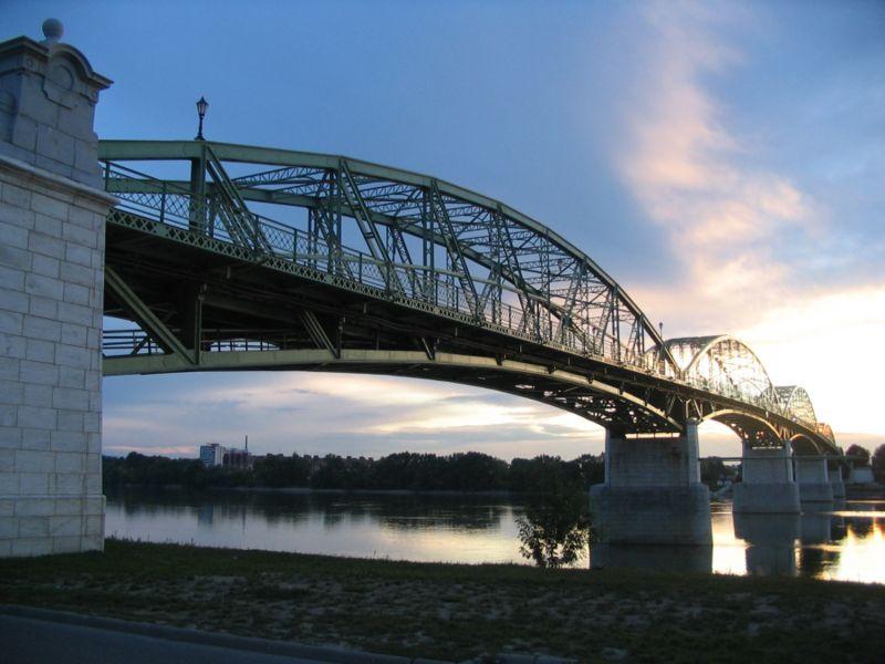 mária valéria bridge