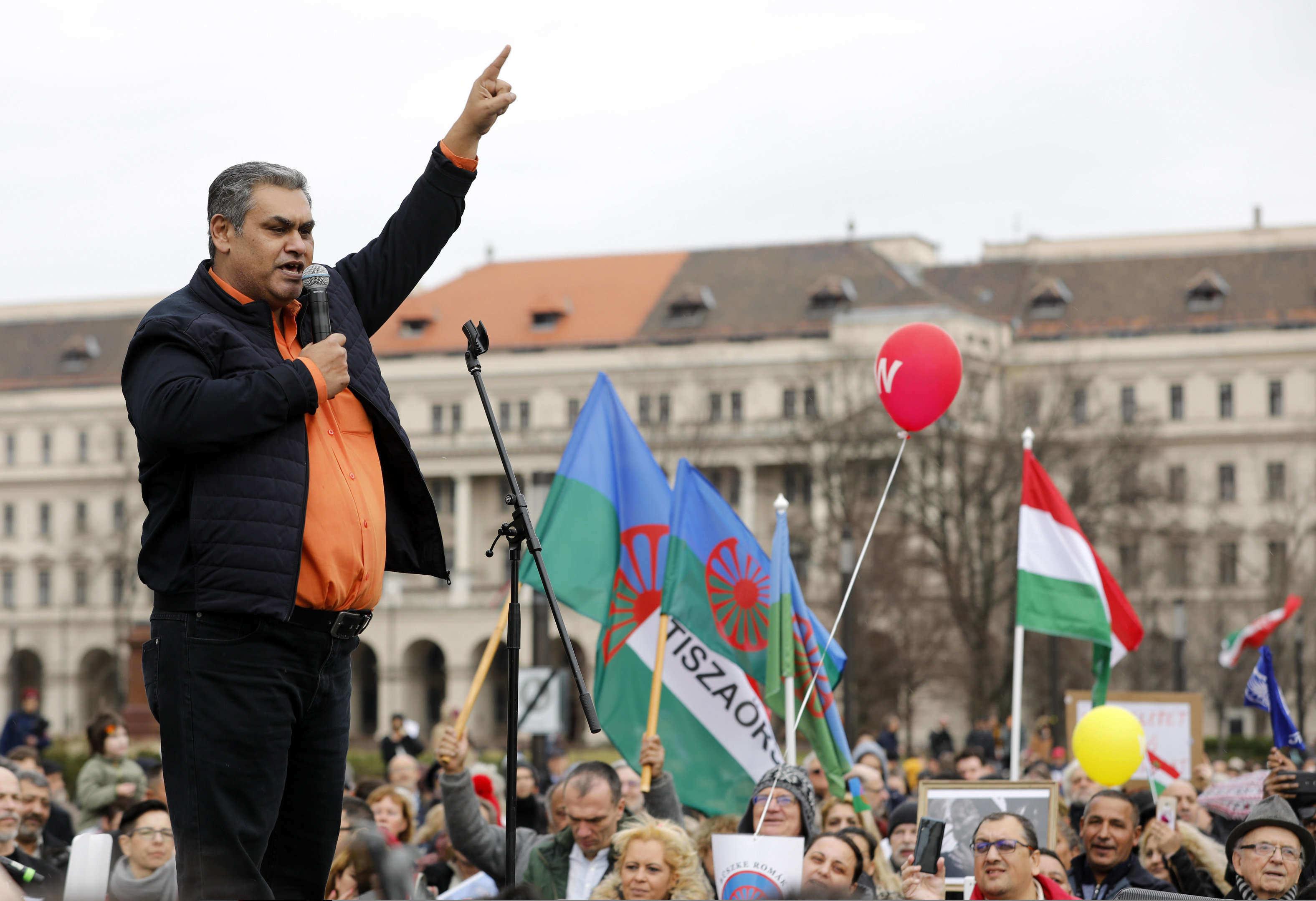 démonstration pour les roms