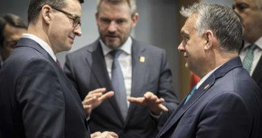 orbán cee leaders