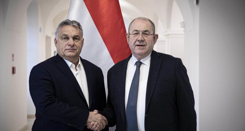 orbán vojvodina leader