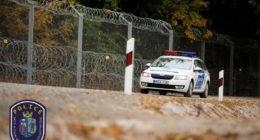 police hungary border