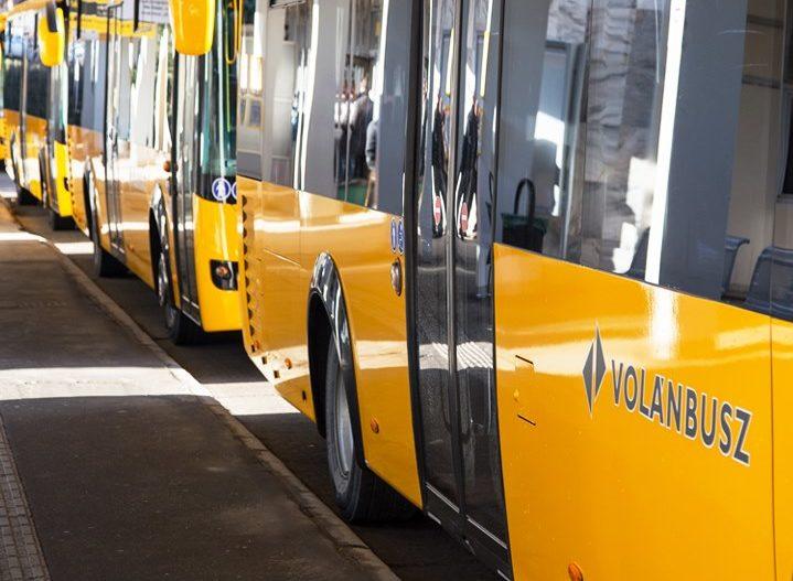 volánbusz bus Hongrie