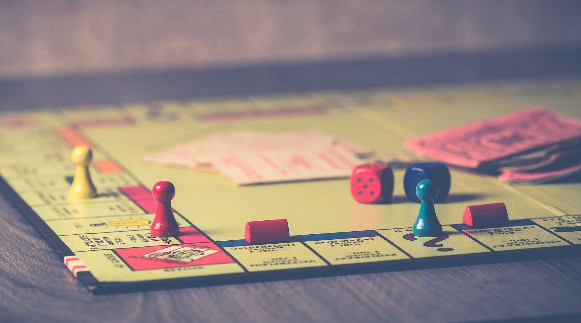 Board Game Társasjáték