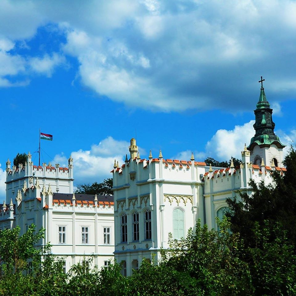 Castle Hungary Beethoven