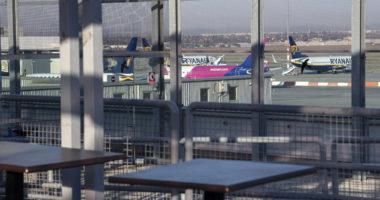 Budapest-Airport-coronavirus