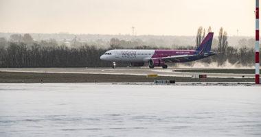 Budapest-wizz-airport