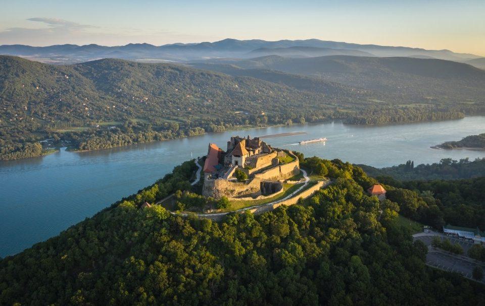 Danube Bend, Hungary, Visegrád