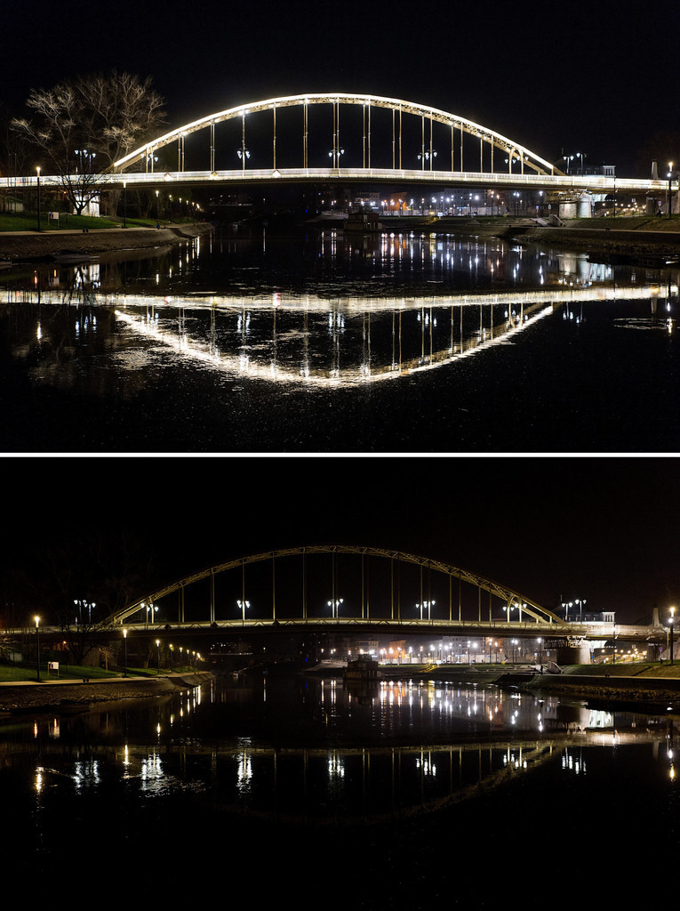 Earth Hour in Hungary