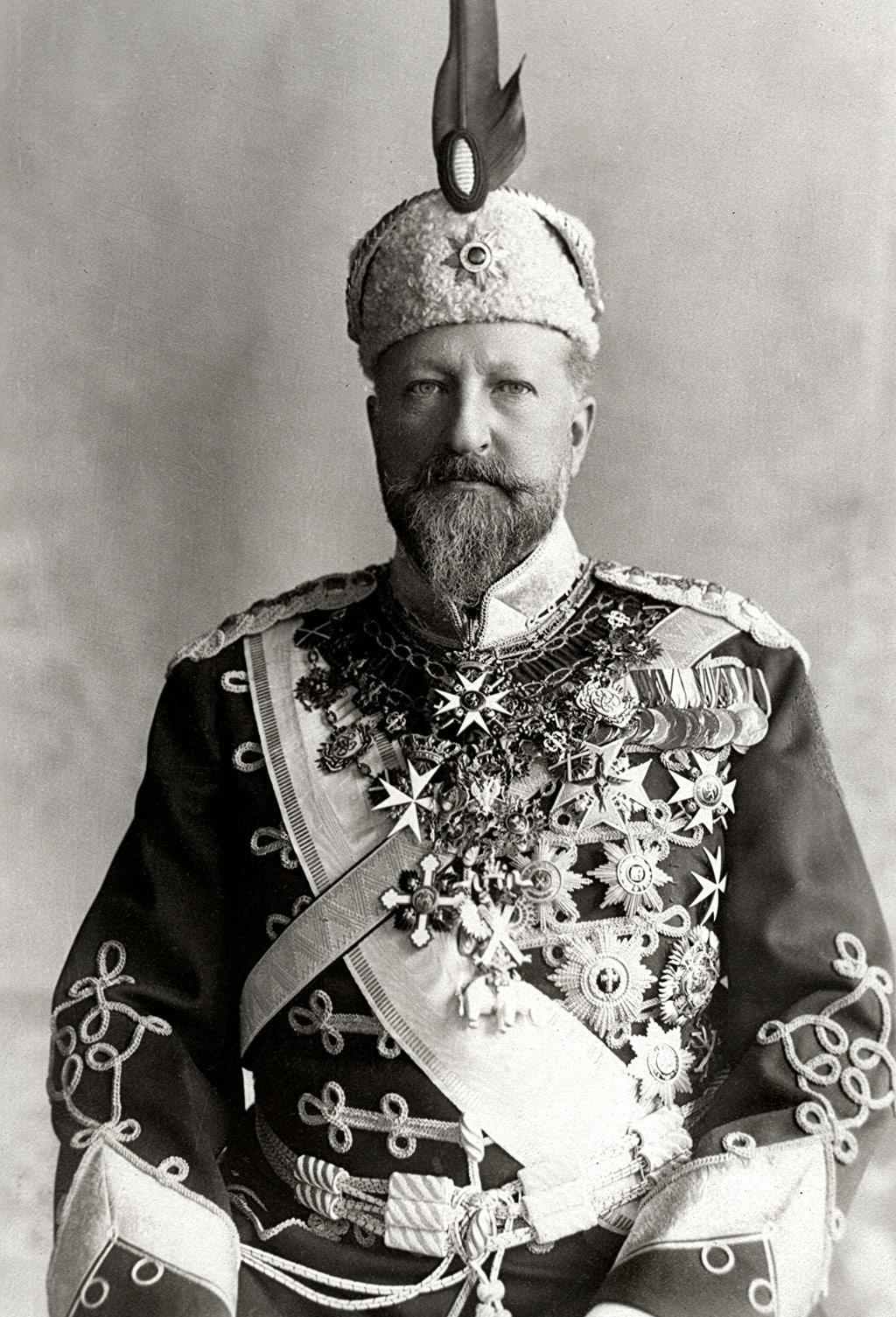 Ferdinand Maximilian Karl Leopold Boris III Tzar of Bulgaria