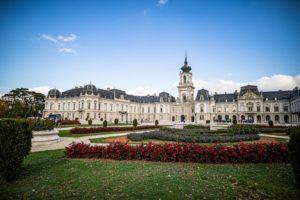 Festetics Castle, Hungary, Keszthely, castle, building, Helikon