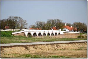 Hortobágy, Nine Arched Bridge, Hungary, bridge