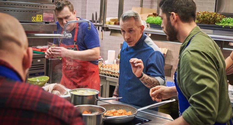 Hungary gastronomy best chefs