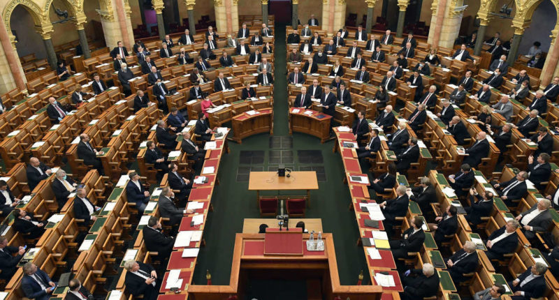 Hungary-parliament-2020-March