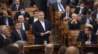 Orbán-parliament-coronavirus