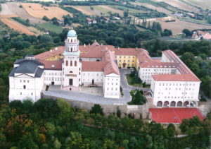 Pannonhalma Archabbey, building, Hungary