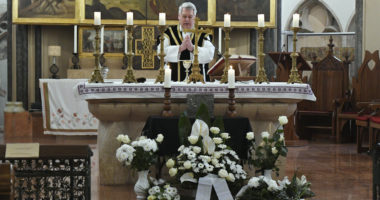 The Catholic Church in Hungary is suspending public worship from Sunday