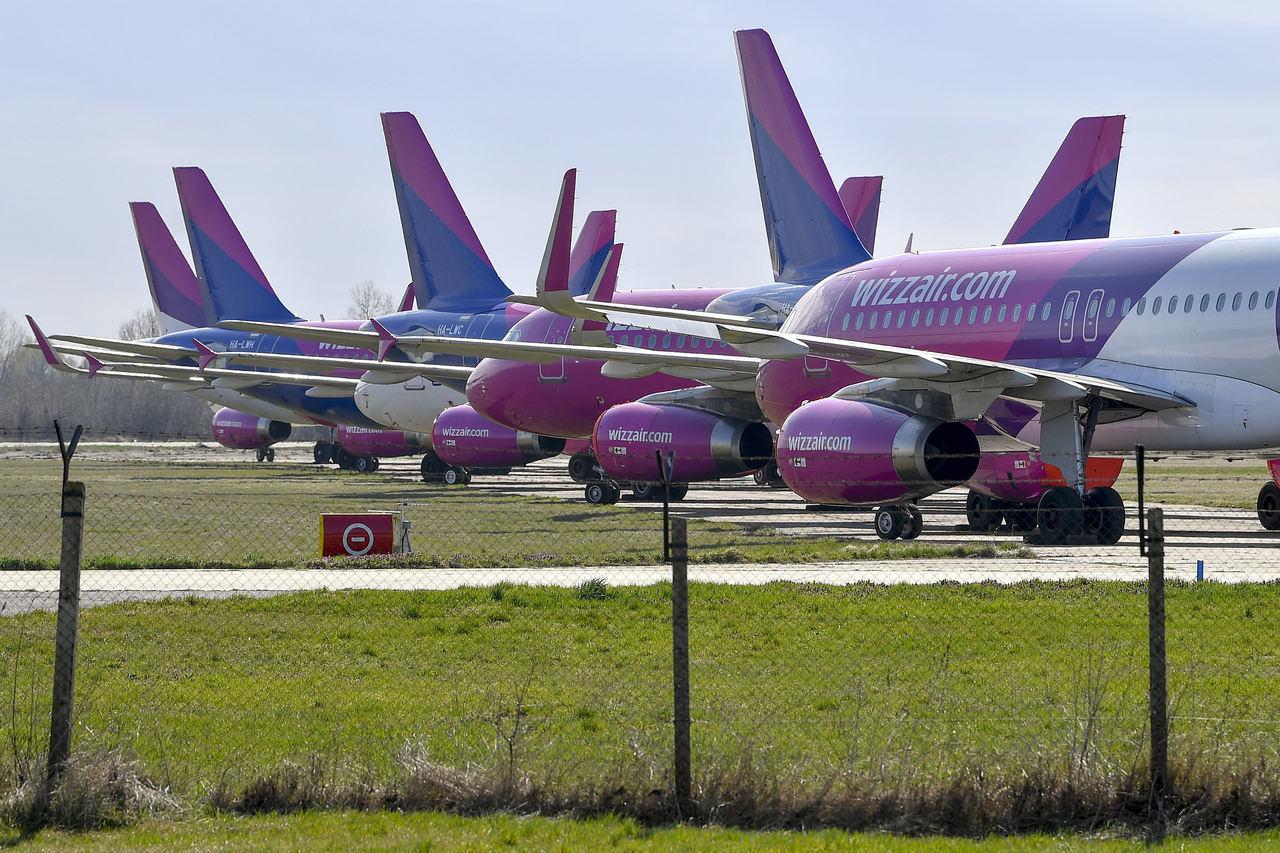 Coronavirus Wizz Air Grounds 85 Pc Of Fleet Daily News Hungary