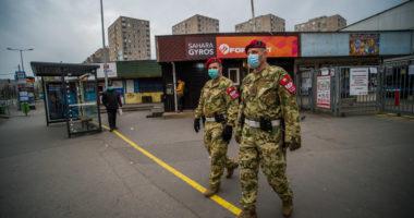 army-hungary-street